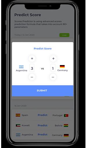 Predict Score