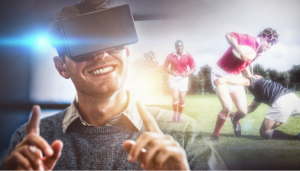 How AR is Used in Fan Engagement and Sports Media