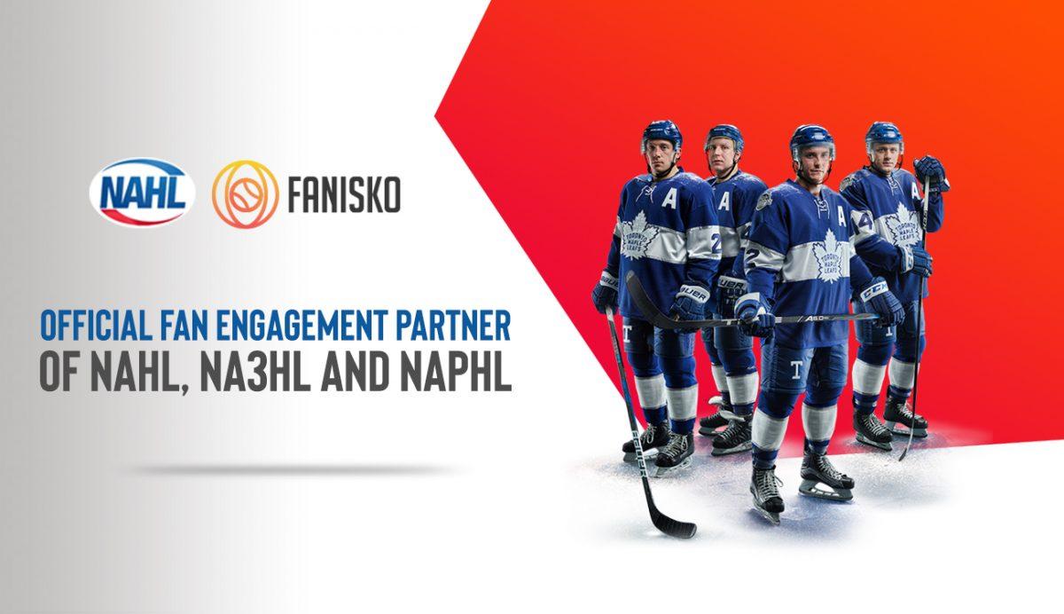 NAHL announces partnership with Fanisko