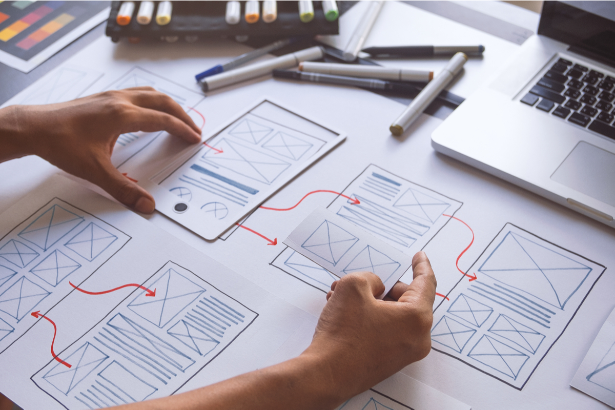 Four Big Tips For Your UI/UX